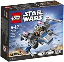 Comprar Lego 75125 LEGO Star Wars - Set Resistance X-Wing Fighter, multicolor (75125)