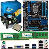 INTEL Core i3 3220 3.3Ghz, ASUS P8Z77-V LX2 & 8GB 1600Mhz DDR3 RAM Bundle