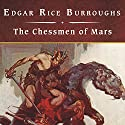 The Chessmen of Mars Audiobook by Edgar Rice Burroughs Narrated by John Bolen