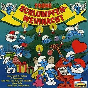 Frohe Schlumpfen Weihnacht