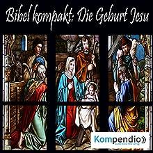 Bibel kompakt: Die Geburt Jesu Hörbuch von Alessandro Dallmann Gesprochen von: Michael Freio Haas