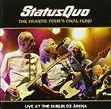 Status Quo Frantic Four Live in Dublin (2cd Jewel Case)