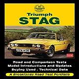 Triumph Stag Road Test Portfolio (Brooklands Books Road Test Series) R M Clarke
