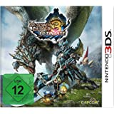 Monster Hunter 3 Ultimate - [Nintendo 3DS]