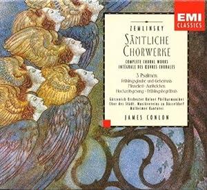 Zemlinsky: Sämtliche Chorwerke (Complete Choral Works)