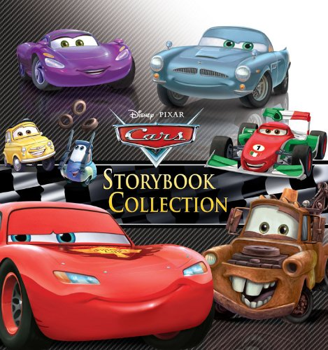 Cars Storybook Collection front-72337
