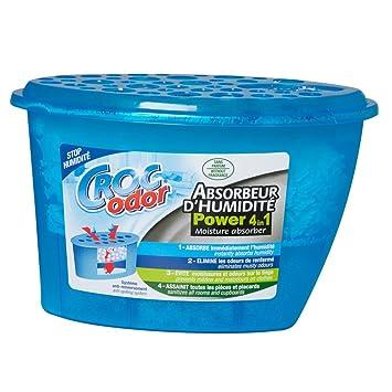 croc odor 4 4 en 1 absorbeur d 39 humidit pilule cuisine maison maison o2. Black Bedroom Furniture Sets. Home Design Ideas
