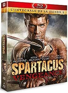 Spartacus : Vengeance - L'intégrale de la Saison 2 [Blu-ray]