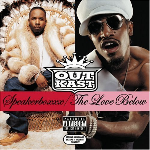 Outkast - Speakerboxxx / The Love Below (disc 1: Speakerboxxx) - Zortam Music