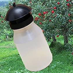 Fruit Fly Traps Bottle Pest Control Gardening Orchard Supplies