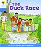 Oxford Reading Tree: Level 3: First Sentences: The Duck Race Roderick Hunt