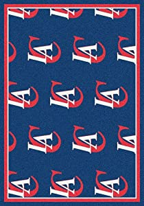 Milliken My Team Rugs - NBA - Los Angeles Clippers - Repeat 5