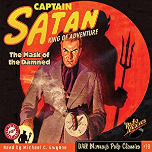 Captain Satan #1, March 1938 Audiobook