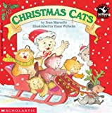 Christmas Cats (Read with Me Cartwheel Books (Scholastic Paperback))