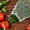 LovIT Washable, Reusable Produce Bags -- Set of 4 Eco Friendly and Sustainable Mesh Bags