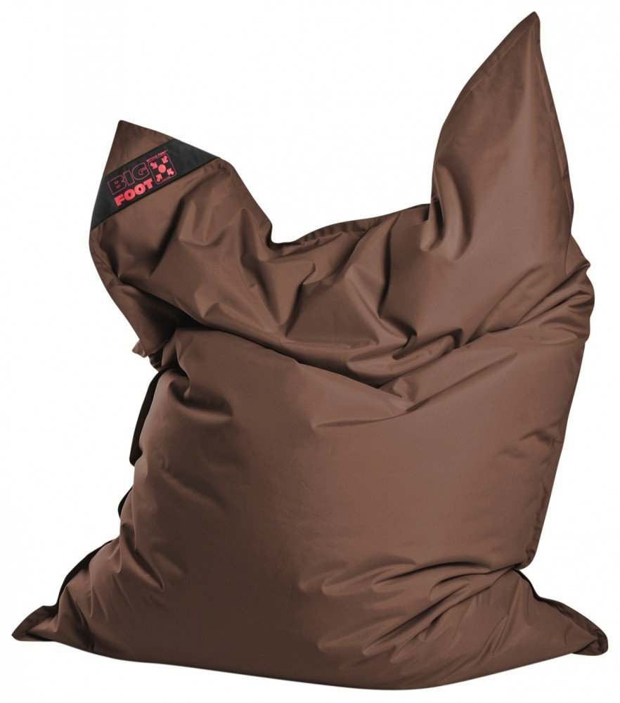 MAGMA Outdoor-Sitzsack BIG FOOT braun