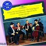 "Brahms: The String Quartets / Dvorak: ""Amerikanisches"" Quartett Op.96 (2 CDs)"