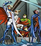 Battle Of The Planets Volume 1: Trial By Fire Digest