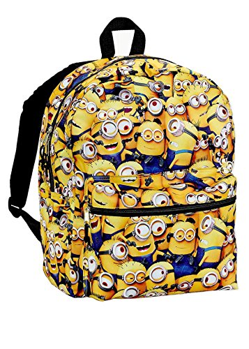 Despicable-Me-All-Over-Print-Minions-Characters-Standard-Size-School-Backpack-Kids