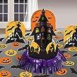D�corations de table Halloween Maison Hant�e