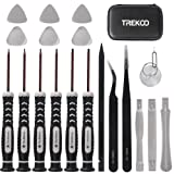 Precision Screwdriver Set 20 in 1 Torx Screwdriver Set with T3 T4 T5 T6 T8 T10 Magnetic Professional Repair Tool Kit for Xbox, PS4, Macbook, Computer, Ring Doorbell & Folding Knife (Color: 20 in1)