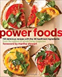 619rNNqU0VL. SL160  Power Foods: 150 Delicious Recipes with the 38 Healthiest Ingredients