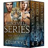 Ridgeville Series Volume Two (BBW Paranormal Shapeshifter Romance) (Ridgeville Boxed Book 2)