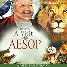 A Visit with Aesop: A One Man Show  by J. T. Turner Narrated by J. T. Turner
