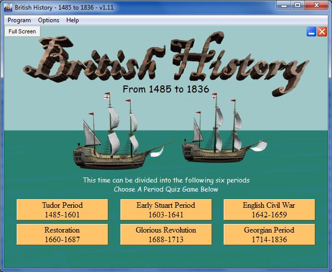 british hisory