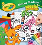 Crayola Moshi Monsters Mosaic Madness