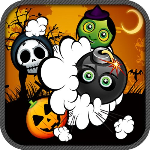 Halloween Fright Frenzy Stack Match Puzzle Game (Mac) [Download] front-921598