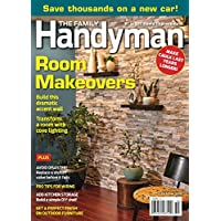 1-Year (11 issues) of Family Handyman Magazine Subscription