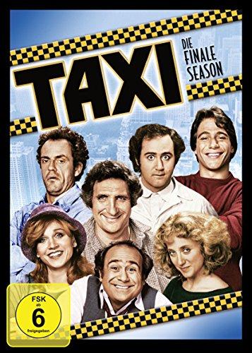 Taxi - Die finale Season [3 DVDs]