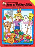 img - for Heap of Holiday Skills P-K-1 (Includes Cut and Paste, Matching, Coloring,Tracing & more, 1st) book / textbook / text book