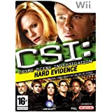 CSI: Crime Scene Investigation - Hard Evidence (Wii)by Ubisoft
