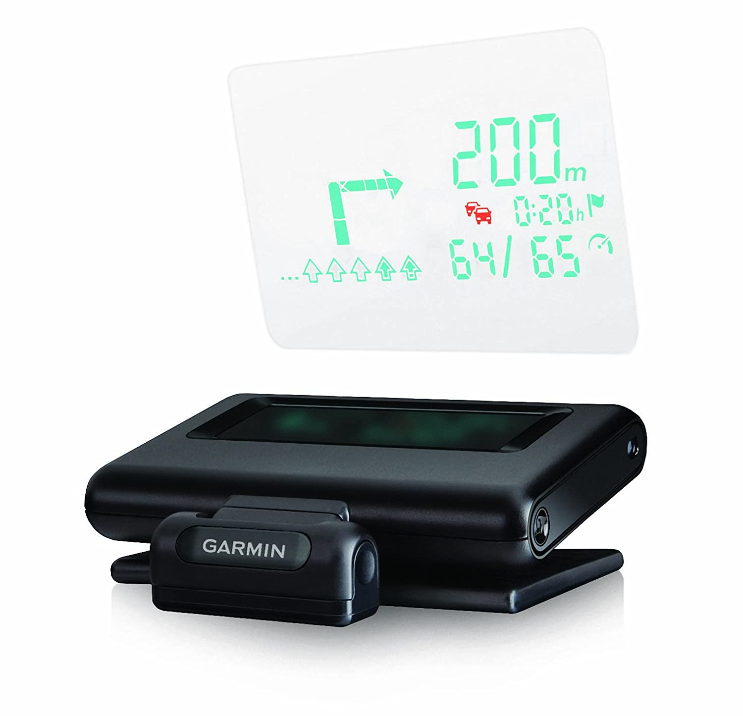 garmin hud afficheur t te haute avec application pour smartphone ebay. Black Bedroom Furniture Sets. Home Design Ideas