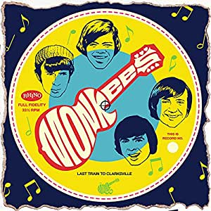 MONKEES, THE-CEREAL BOX SINGLES - 4 VINILOS - Amazon.com Music