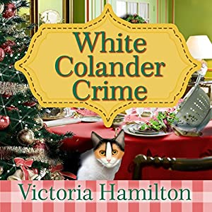 White Colander Crime Audiobook