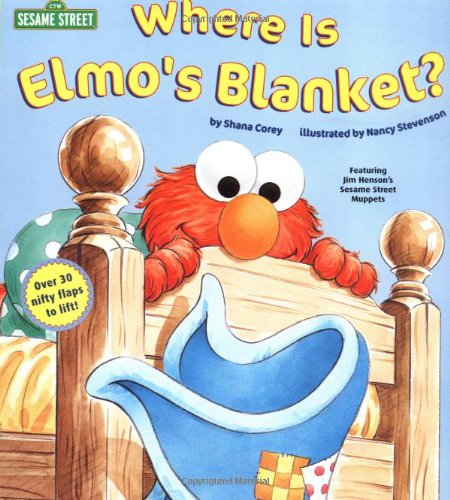 Where is Elmo's Blanket? (Sesame Street)