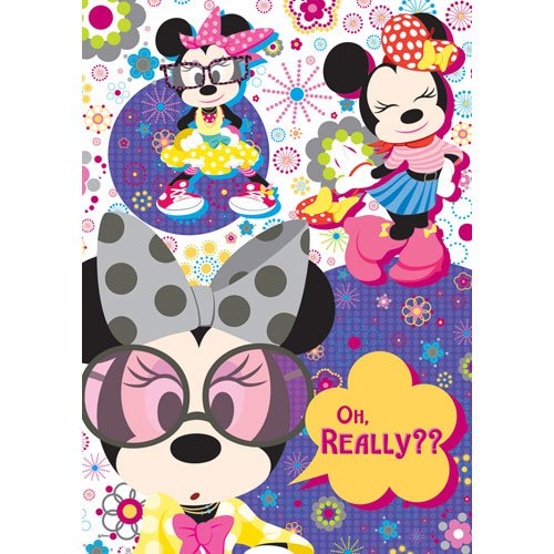 Disney FX 200 Minnie Mouse 200 Piece Puzzle