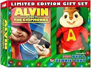 Alvin and the Chipmunks Limited Edition Gift Set