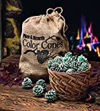 Fireplace Color-Changing 2 lb. Color Cone Refill Bag