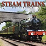 Steam Trains Calendar - 2015 Wall cal...
