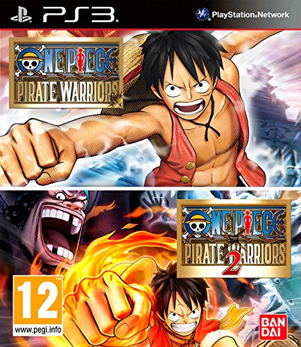One Piece: Pirate Warriors 1 + One Piece: Pirate Warriors 2