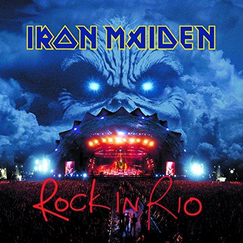 Vinilo : Iron Maiden - Rock in Rio (180 Gram Vinyl, 3 Disc)