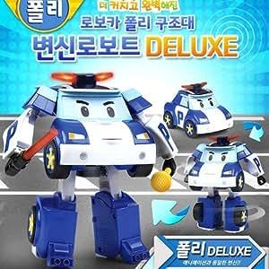 Robocar Poli Robocar Poli Deluxe Transformer Toy Poli