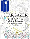 img - for Stargazer Space: Colouring Book book / textbook / text book