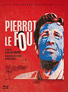 Pierrot Le Fou Blu-ray by Optimum Home Releasing