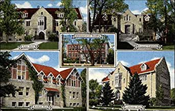 The Rocky Mountain College Campus Billings Montana