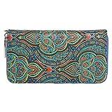 #4: Lino Perros Women's Wallet (Blue)